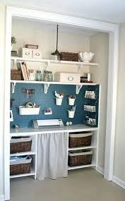 closet office desk. Small Closet Office Space Amazing Design Ideas Desk Depot Nook Furniture