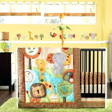 classic baby jungle crib bedding inspirational best giraffe sets images nursery typical cr