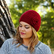 Crochet Winter Hat Pattern Impressive Ravelry Easy Peasy Woman's Winter Hat Pattern By Mary Englar