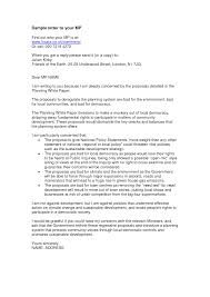 Formal Application Letter Template