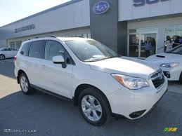 subaru forester 2016 white. Plain 2016 Crystal White Pearl Subaru Forester On 2016