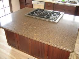 Granite Kitchen Tops Colours Quartz Or Granite Countertop Best Color For Cherry Cabinets W B