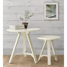 mackinaw large accent table small