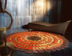 Unique Rug and Carpet Decorating Ideas