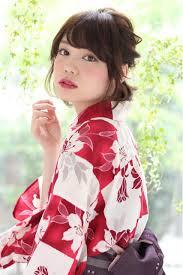 画像 これなら簡単浴衣に似合うヘアアレンジ Naver まとめ