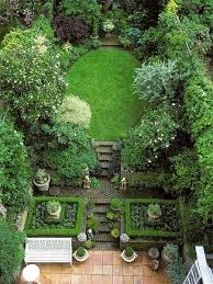 lush urban gardens for small space