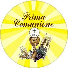 Cialda prima comunione a soli 4 49 u20ac decorazioniperdolci.it