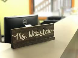 personalized desk name plate teacher wooden nameplate doctor name plate custom office name sign classroom sign gift for teachers
