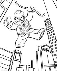 Why not urge your clever young learner to create their own adventures in spiderman comic? Lego Coloring Pages In 2020 Spiderman Coloring Lego Coloring Lego Spiderman