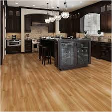 lock vinyl plank flooring reviews awesome pretty kitchen floor trafficmaster allure ultra 7 5 in