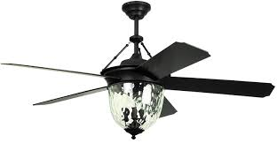 home interior reward remote controlled ceiling fans home decorators collection merwry 52 in led indoor