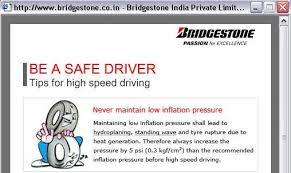 Proper Tyre Pressure Team Bhp