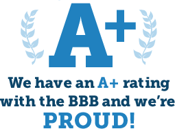 Image result for bbb a+ rating logo
