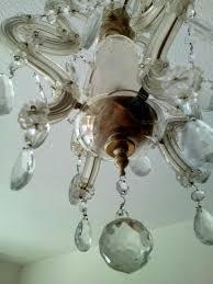 Antik Barock Lampe Kronleuchter