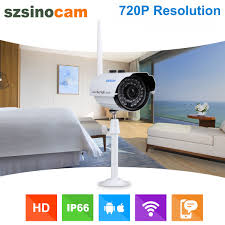 Home Network Security Appliance Szsinocam Outdoor Wireless Network Security Wifi Ir Night Vision