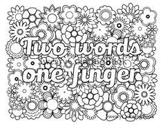 466 Fascinating Quote Coloring Pages Images In 2019 Coloring Book