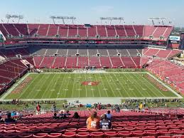 All tampa bay buccaneers tickets and schedule are available at ticketcity. Section 335 At Raymond James Stadium Tampa Bay Buccaneers Rateyourseats Com