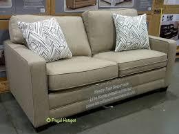 synergy home fabric sleeper sofa 599 99