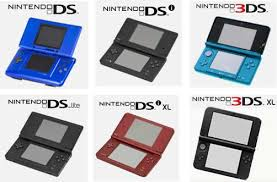 Nintendo Dsi Vs Dsi Xl Comparison Chart Recommend And Guide To Choose Best R4 Cards For New 3ds 2ds