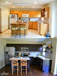 Rustoleum Kitchen Cabinet Cabinet Refinishing 101 Latex Paint Vs Stain Vs Rust Oleum