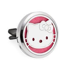 <b>10pcs lot</b> more options CAT <b>Car</b> Air Freshener 30mm Essential <b>Oil</b> ...