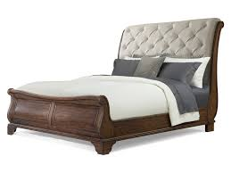 upholstered sleigh beds.  Sleigh Trisha Yearwood Home Collection By Klaussner HomeDottie  Queen Upholstered Sleigh Bed On Beds D