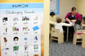 Kumon Math And Reading With Kumon Fast Tracking To Kindergarten The New York Times