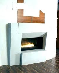 contemporary fireplace surrounds fireplace mantels ideas