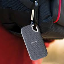 <b>SanDisk Extreme</b> 1TB <b>Portable</b> Solid State Drive