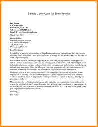 8 Salesman Cover Letter Example Letmenatalya