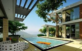 infinity pool house. Fine House 15 Soothing Infinity Pool Designs For Instant Relaxation Home In  House Prepare  To E