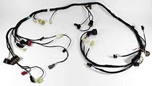 amazon com 08 kawasaki ninja zzr 600 used wiring harness wire plug image unavailable