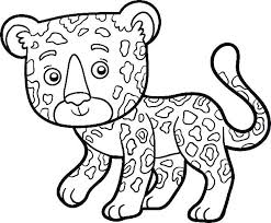 Animal Coloring Pages Printable Free Betterfor