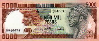 Image result for peso da guine bissau