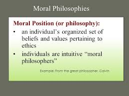 don forsyth university of richmond ppt video online  6 moral philosophies
