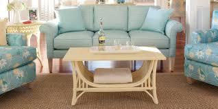 room cute blue ideas:  cute blue living room ideas  blue flower arms sofa chair beige wool rug white varnished