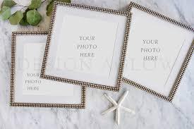 multiple picture frames. Multiple Frames Mockup (004) Picture