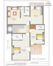 floor plan floor plan india pointed simple home design plans