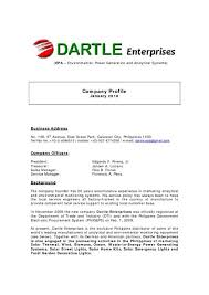 Image Result For Construction Company Business Profile Company Best Company Resume