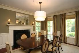 Pendant Lighting For Dining Room Lights In Modern Beige Dining Room For  Warm Look