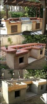 Custom Outdoor Kitchen Designs Enchanting 48 Outdoor Kitchen Ideas For Backyards In 2048 Outside Stuff