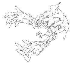 Legendary pokemon coloring pages yveltal - ColoringStar