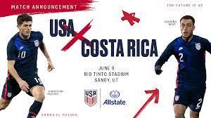 USA-Costa Rica, Presented by Allstate ...