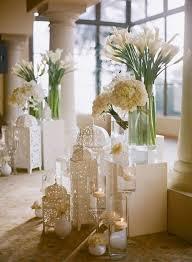 Aisles, Altars and Chuppahs. White Party DecorationsWedding ...