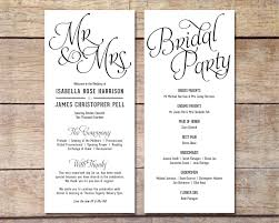 Wedding Ceremony Program Template Free Download 007 Wedding Program Template Free Download Templates Fan Microsoft