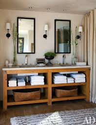 Rustic Bathroom Vanities And Sinks Simple Rustic Bathroom Designschic Wooden Bathroom Vanity In