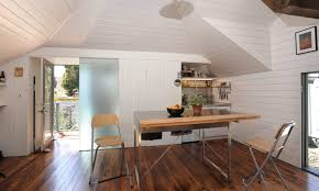 Small Picture Carriage House Transformed into a Tiny House