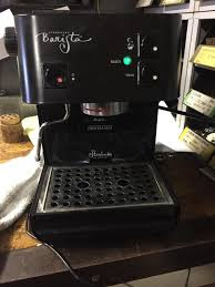 Starbucks barista sin 006 espresso maker part removable water tank reservoir. Worth Keeping Starbucks Barista Espresso Machine