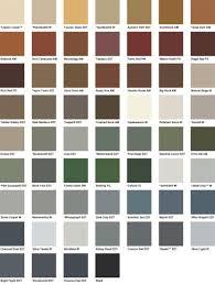 Allcolours Paint Color Chart Painting Concrete Concrete