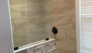 cha for menards ideas stalls freestanding gallery campervan rings photos cubicle tile shower corner images